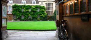 Cursos ingles Inglaterra Oxford