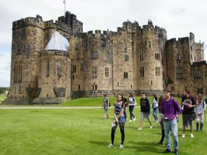Curso de inglés en Reino Unido - Edimburgo Exclusivo